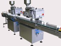 COUNTING AND FILLING MACHINES